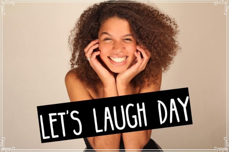 Laughing is Healthy!